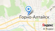 Национальная библиотека Республики Алтай им. М.В. Чевалкова на карте