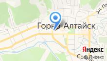 Институт повышения квалификации профессиональной переподготовки работников образования Республики Алтай на карте