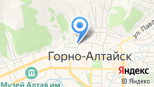 Территориальный орган Федеральной службы по надзору в сфере здравоохранения по Республике Алтай на карте