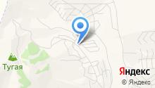 Байат на карте