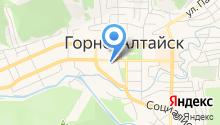 Фонд поддержки малого и среднего предпринимательства Республики Алтай на карте