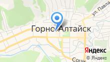 Центр гигиены и эпидемиологии в Республике Алтай на карте