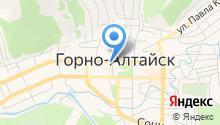 Контакт Оптика на карте