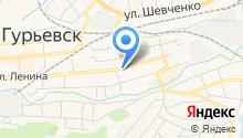 Городской Клуб горняков, МБУ на карте