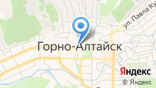 Контрольно-счетная палата г. Горно-Алтайска на карте