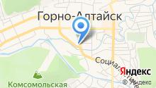 Отдел культуры Администрации г. Горно-Алтайска на карте