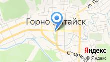 Государственное Собрание Эл Курултай Республики Алтай на карте