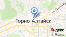 Комитет по делам ЗАГС Республики Алтай на карте