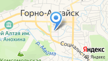 Прокуратура Республики Алтай на карте