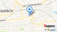 Глобус+ на карте