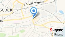 Юредический кабинет на карте