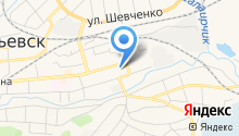 Управление образования Администрации Гурьевского муниципального района на карте