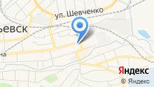 Инспекция Гостехнадзора Гурьевского района на карте