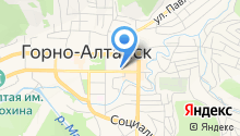 Эндокринологический центр на карте