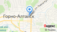 АлтайТелекомСервис на карте