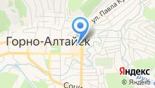 Алтай Фото Экспресс на карте