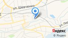 ГринФор на карте