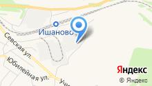 Бикор на карте