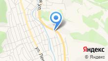 Автомойка на Барнаульской на карте