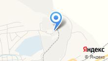 Инертник на карте