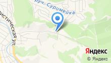 Горно-Алтайское, ФГУП на карте