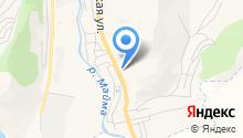 Майма Лес на карте