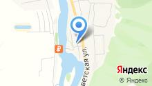 На перекрестке на карте