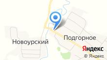 Аптека на Центральной на карте