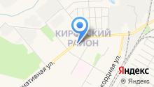 Кузбасское кредитное агентство на карте