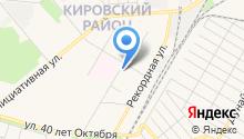 Актив-Деньги Кузбасс на карте