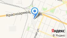 Service mobile на карте