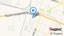 Магазин автозапчастей для ОКА, Matiz, Mercedes-Benz на карте