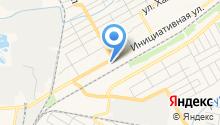 LavСеть на карте