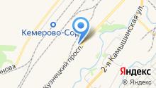 Стройтехцентр на карте