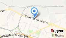 ПОРТ3 на карте