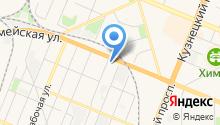Ирманс на карте