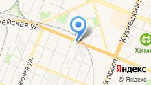 Shell-Сервис на карте