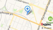 АС-Сервис на карте