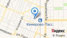 АвтоСити142 на карте