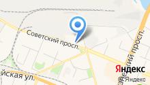 3D тур на карте