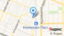 Зевс-авто на карте