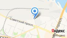 Elisir на карте