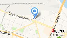 Электромотор на карте