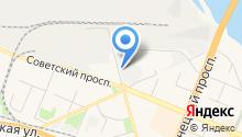 Lamoda.ru на карте