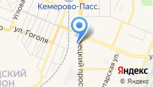 BORISOV TEXTILE на карте