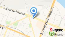 Gruz-Express на карте
