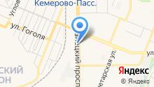 Торгово-транспортная компания на карте