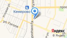 KeMMotors на карте