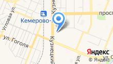 Автотехцентр на Кузнецком 102 на карте