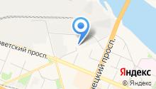 ДС авто на карте